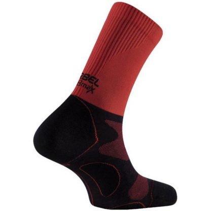 calcetines lurbel gravity rojo