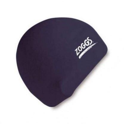 Gorro Silicona Zoggs Azul Marino