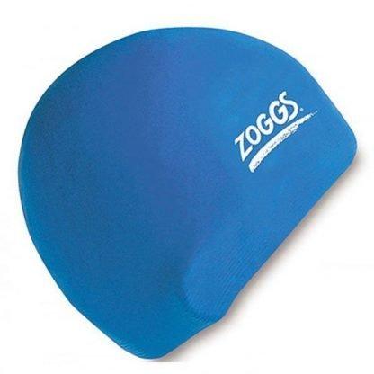 Gorro Silicona Zoggs Azul