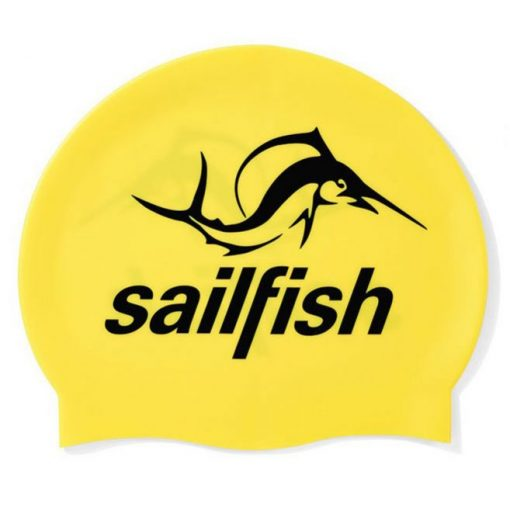 Gorro Sailfish Silicona Amarillo