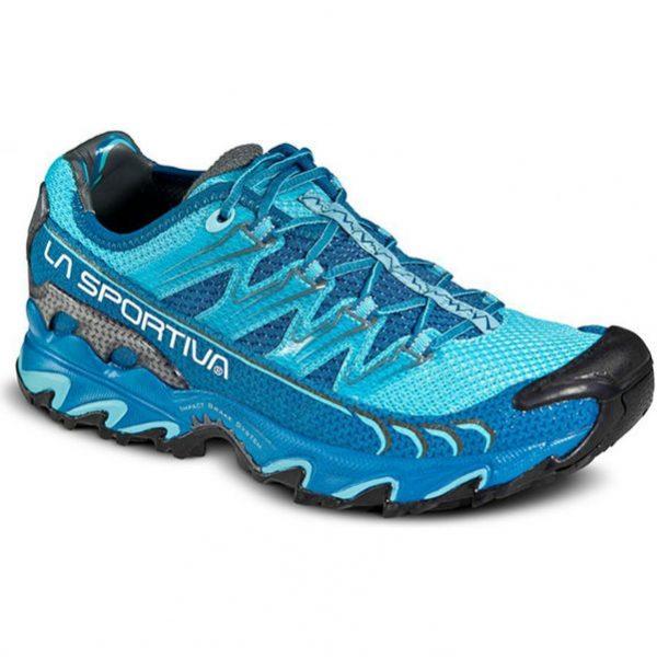La Sportiva Ultra Raptor - Zapatillas running Mujer - violeta/azul 2018 38 Zapatillas trail running BHUgaRtA0S