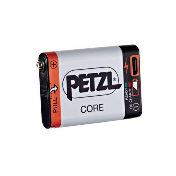Batería Frontal Recargable PETZL CORE
