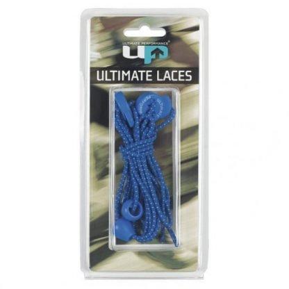 Cordones Elásticos Ultimate Performance Laces Azul