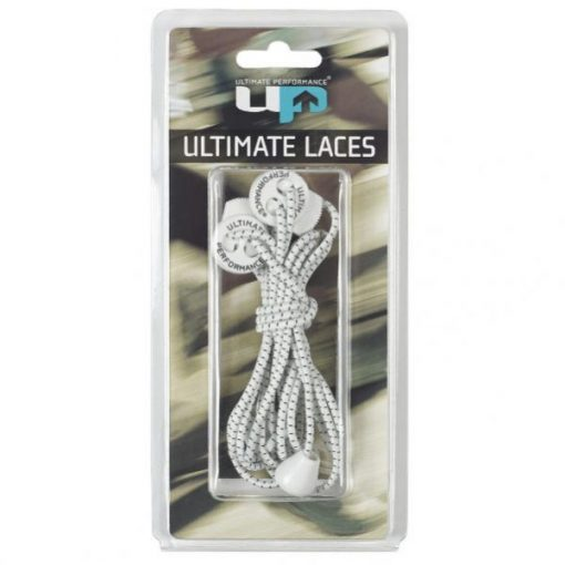 Cordones Elásticos Ultimate Performance Laces Blanco