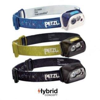 Linterna Frontal PETZL ACTIK 2017 HYBRID