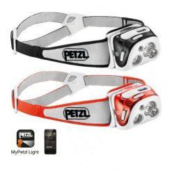 Linterna Frontal PETZL REACTIK +