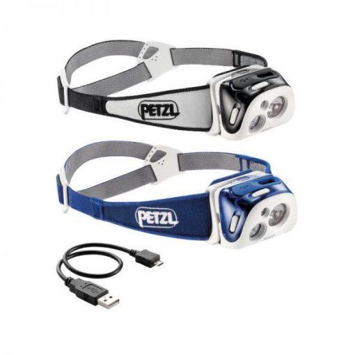 Linterna Frontal PETZL REACTIK