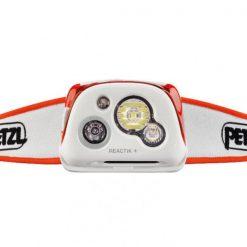 Linterna Frontal PETZL REACTIK + Detalle