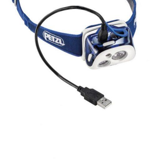 Linterna Frontal PETZL REACTIK USB