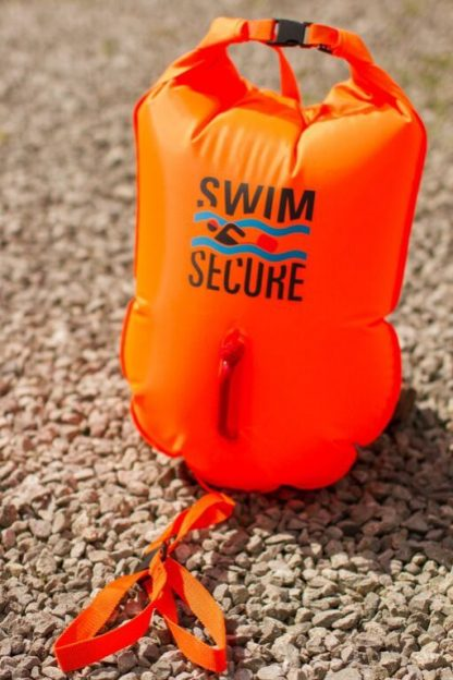 boyas seguridad swim secure dry bag