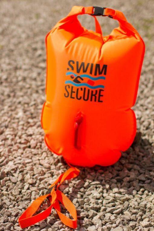 boyas seguridad swim secure dry bag