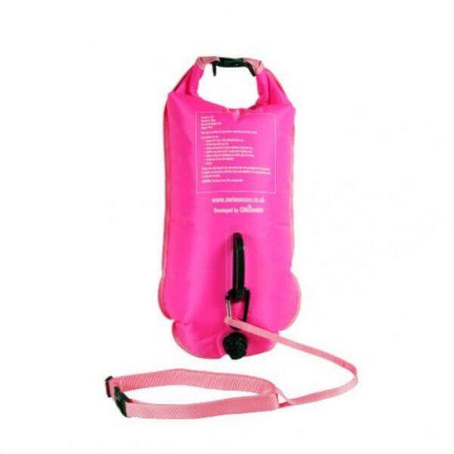 boya swim secure natación rosa