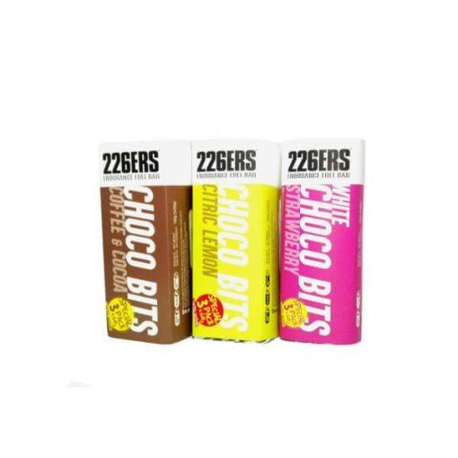 Barritas Energéticas 226ERS Endurance Bar Choco Bits