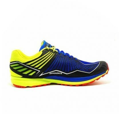 Brooks Mazama Azul Amarillo