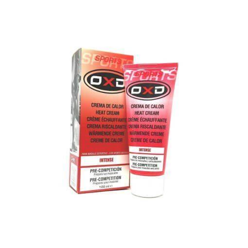 Crema de Calor Intenso OXD