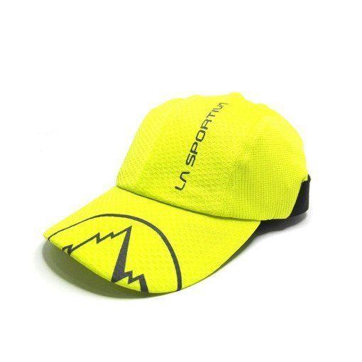 Gorra La Sportiva Shade Cap Amarilla