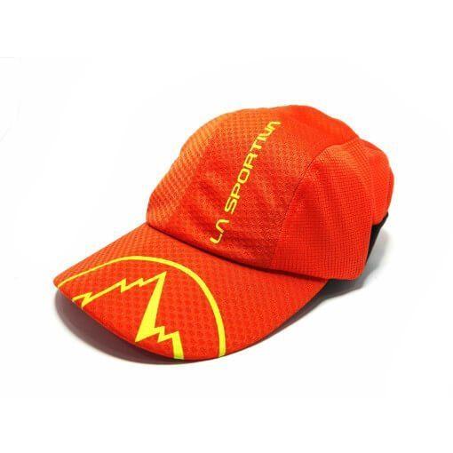 Gorra La Sportiva Shade Cap Naranja