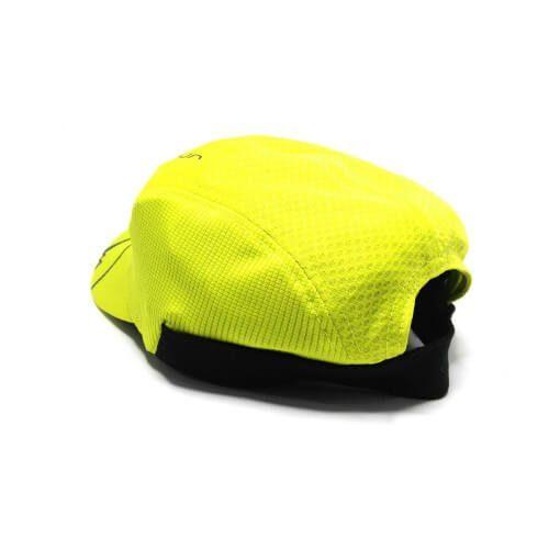 La Sportiva Shade Cap Amarillo Trasera