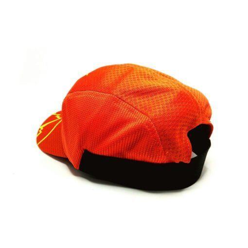 La Sportiva Shade Cap Naranja Trasera
