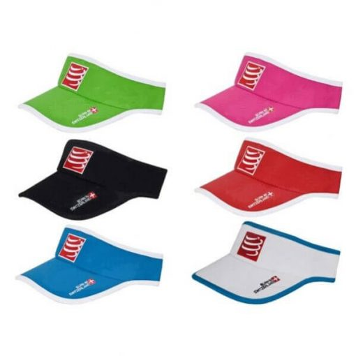 Visera Compressport 25X World Champion