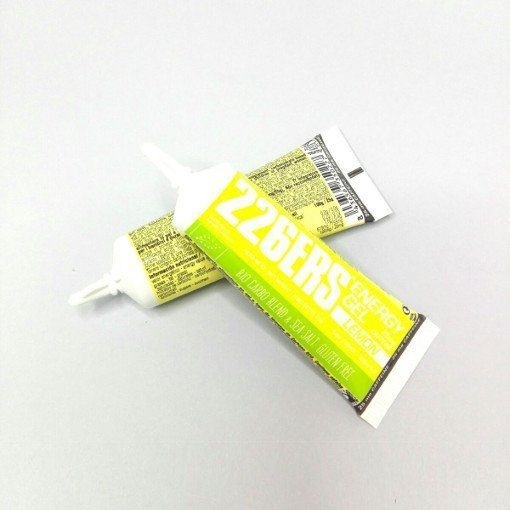 Gel Energético 226ERS BIO 25gr Energy Gel Lemon 25mg de Cafeína