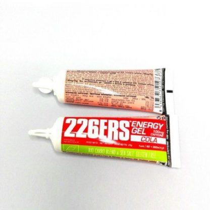Geles Energéticos 226ERS 25gr BIO Energy Gel Cola 100mg de Cafeína
