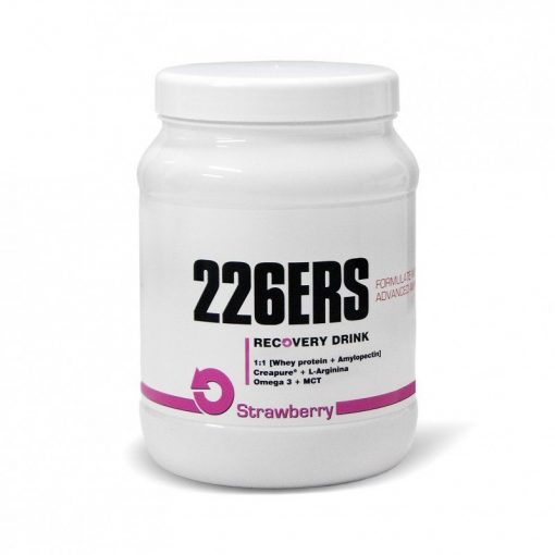 Recuperador Muscular 226ERS 500gr Fresa Strawberry 226 Recovery Drink