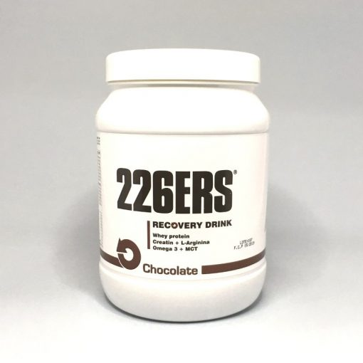 Recuperador Muscular 226ERS 500gr Recovery Drink Chocolate 226