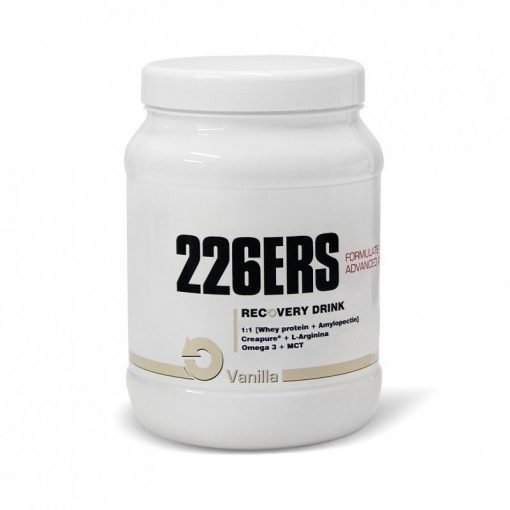 Recuperador Muscular 226ERS 500gr Vainilla Vanilla 226 Recovery Drink