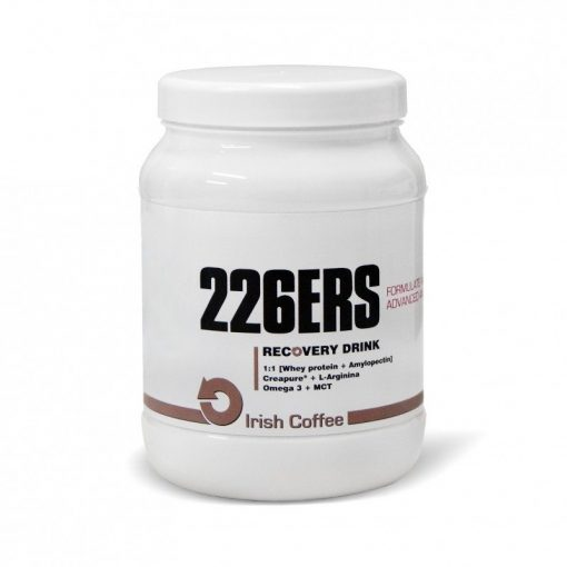 Recuperador Muscular 226ERS 500gr Vainilla con Café Irish Coffee 226 Recovery Drink