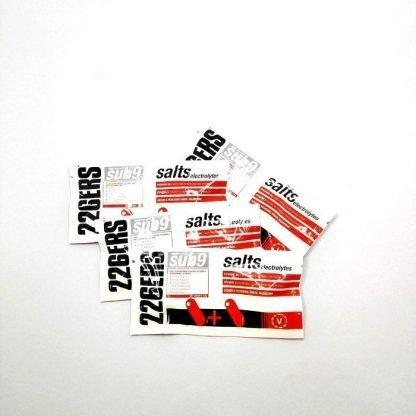 Sales Minerales 226ERS Salts Electrolytes