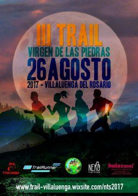 Trail Virgen de las Piedras Villaluenga 2017