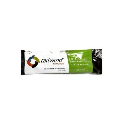Stick Tailwind Nutrition Endurance Fuel Green Tea Buzz con Cafeína