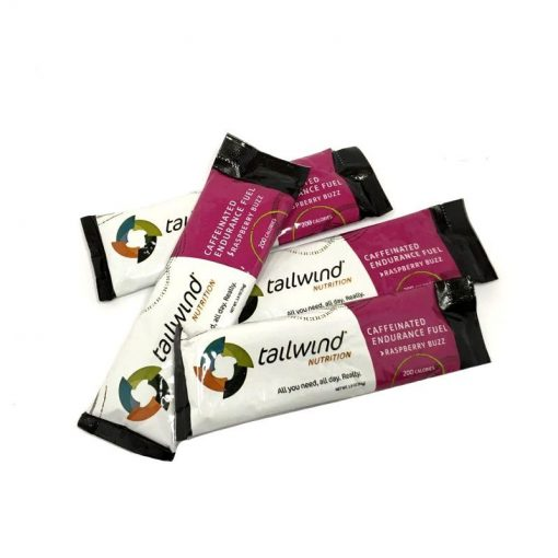 Sticks Tailwind Nutrition Caffeinated Endurance Fuel Raspberry Buzz