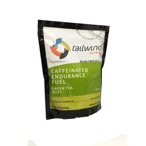 Tailwind Nutrition Caffeinated Endurance Fuel Green Tea Buzz 810g