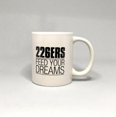 Taza 226ERS Feed Your Dreams