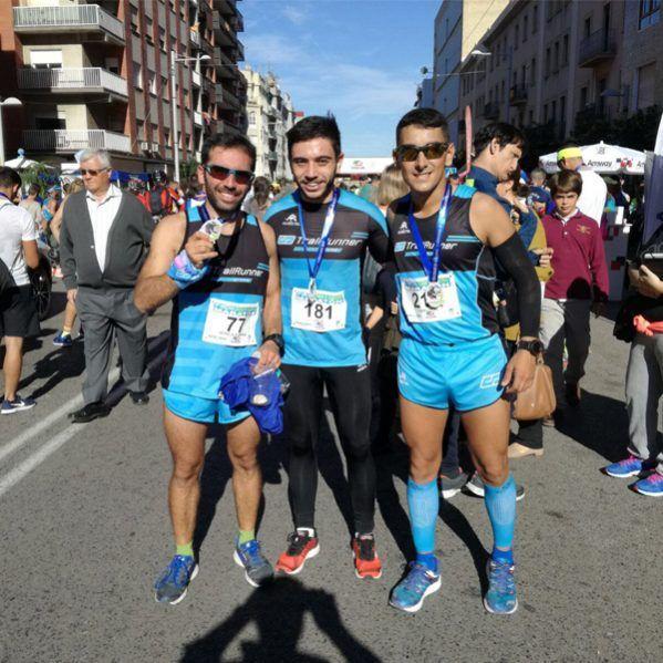 5ª Media Maraton Ciudad de Algeciras #cdtrailrunnerstore