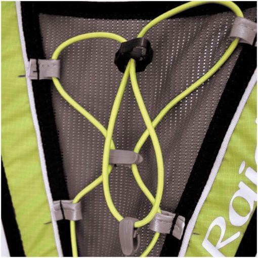 Chaleco RaidLight kit led top elástico ajustable