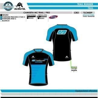 Camiseta Técnica Trail Austral CD TrailRunner Store