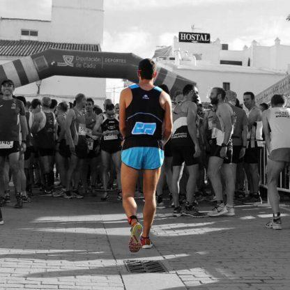 Equipación running Austral