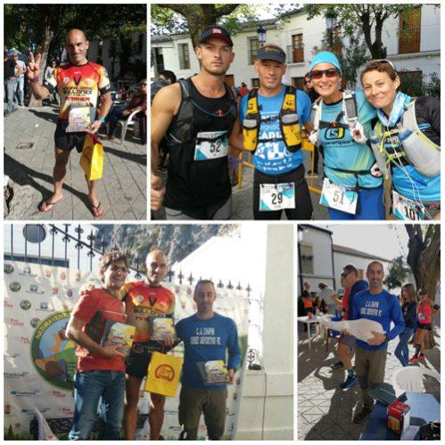 III Trail Desafio Sierra Villaluenga #cdtrailrunnerstore