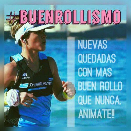 Quedadas con #buenrollismo Rocío Petuka