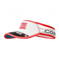 Visera Compressport Ultralight Blanco