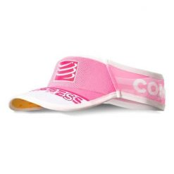 Visera Compressport Ultralight Rosa