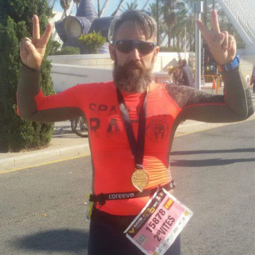 XXXVII Maraton de Valencia #cdtrailrunnerstore