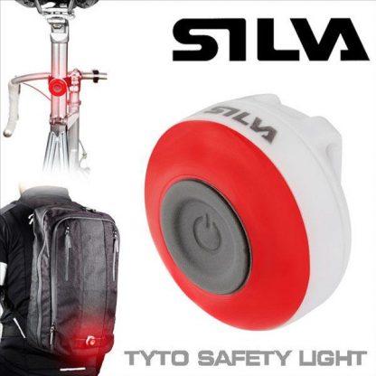 Luz de Seguridad Silva Tyto Back Safety Light