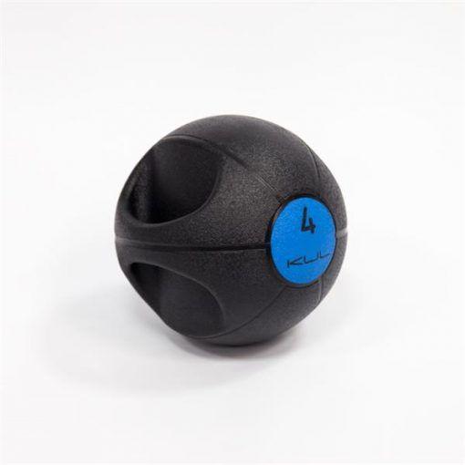 balón con agarres entrenamiento funcional