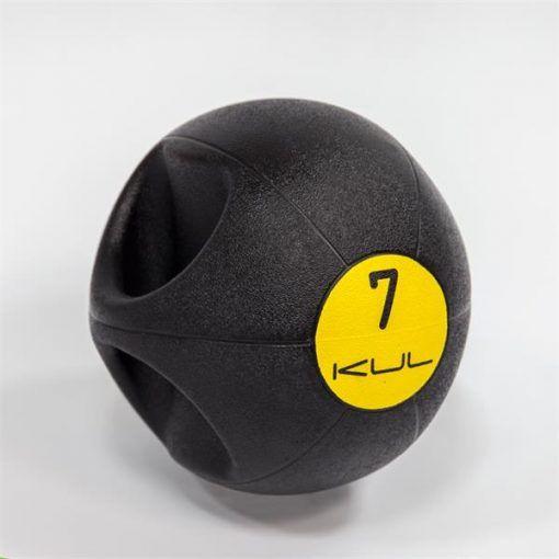 balón medicinal de doble agarre Kul