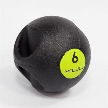 balón medicinal de doble agarre Kul Fitness
