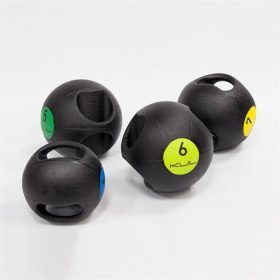 balón medicinal doble agarre Kul Fitness